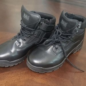 5.11 Tactical Black Boots